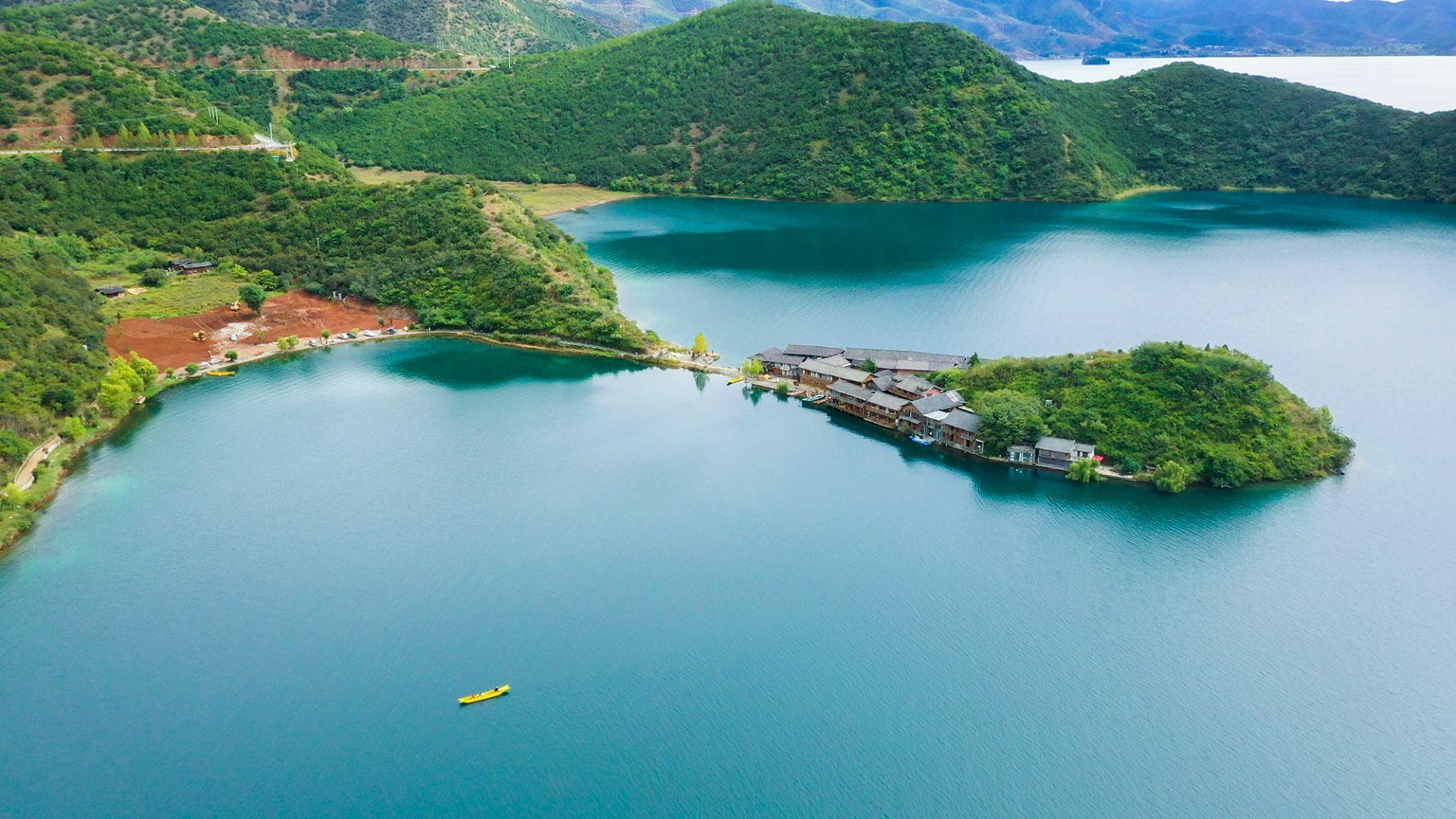 图集 | 秀美泸沽湖