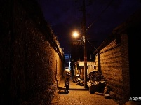 图集   夜色里古城的只言片语