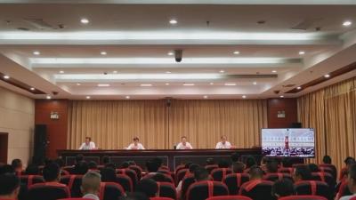 """临沧市召开提升旅游""""八大要素""""加快推进乡村旅游发展工作电视电话会议"""