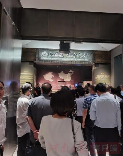 """阔别5年再相逢,河南博物院主展馆9月24日起正式""""回归""""!"""
