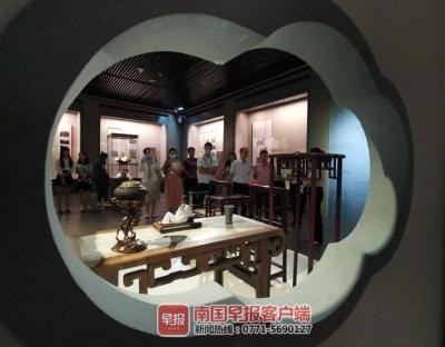 穿越江南邂逅姑苏之美,苏州园林文化展走进南宁