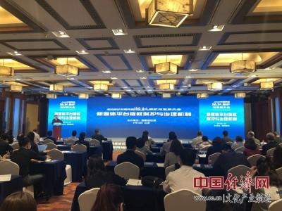 中国网络版权协同大保护格局初见雏形