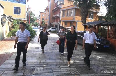 云南省文化和旅游厅到玉溪市开展旅游市场秩序整治督查调研工作