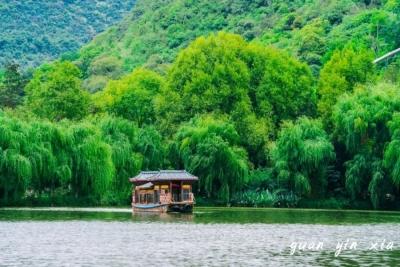品诗!丽江观音峡的美都藏在这首诗里