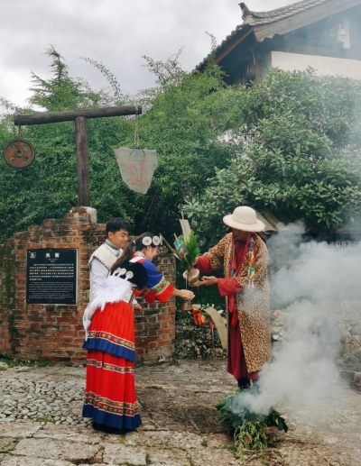 体验东巴婚礼、骑行茶马古道,到丽江东巴谷做一次纯正的纳西人!