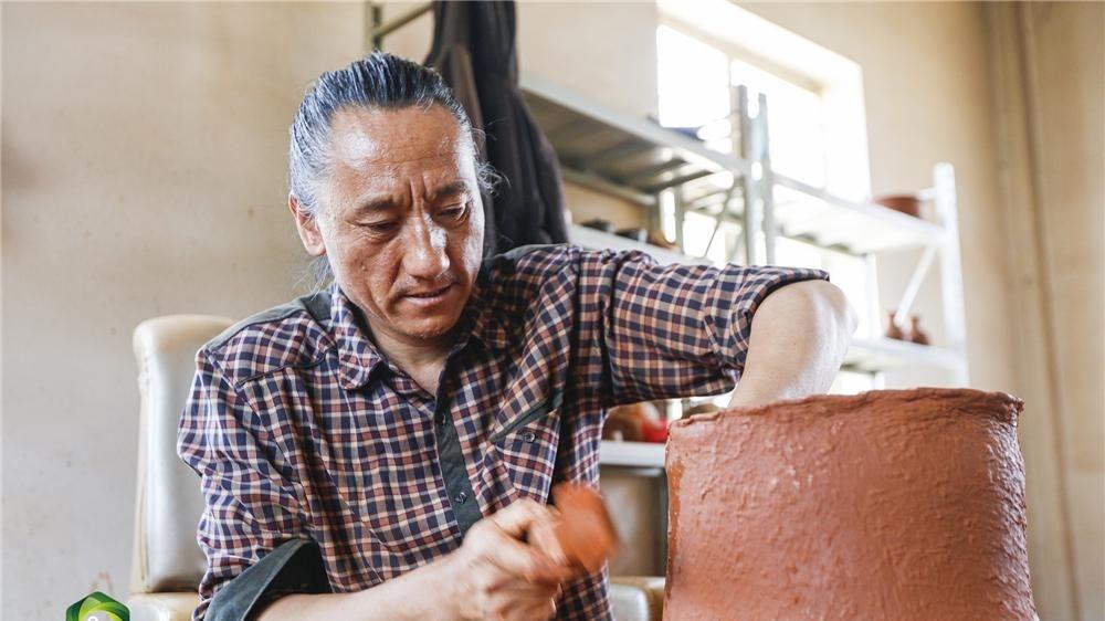 图集 | 国家级藏族黑陶烧制技艺