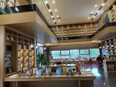 四川省图书馆分馆——鹿溪·馆里今日开馆,快来打卡!