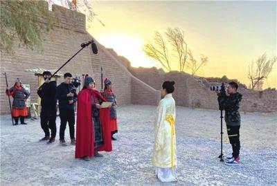 纪录片《不可思议的中国——我在敦煌等你》拍摄完成  小人物视角展现甘肃魅力