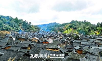 536个!黔东南州少数民族特色村寨数量位居全国各市州之首