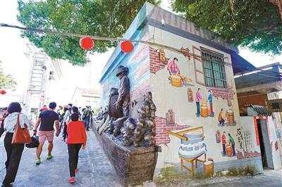石板沙村:一个活生生的疍家文化博物馆