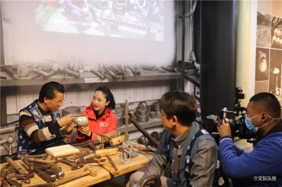 鹤庆银器锻制技艺精品展辉熠北京恭王府博物馆