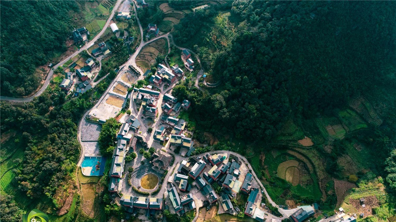 图集 | 小马固新寨村