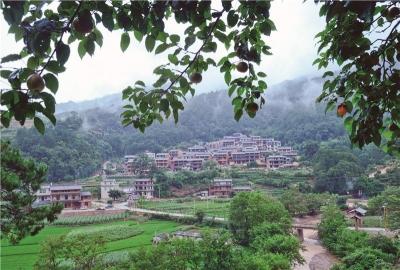文山州11个村认定为旅游扶贫示范村