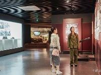 英雄老山圣地——游客中心陈列馆