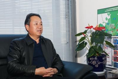 党建引领促世博集团高质量发展——访云南世博集团党委书记、董事长张睿