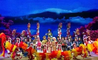 【遇见非遗】白剧——独特的少数民族剧种,盛开在云南大理的艺术之花