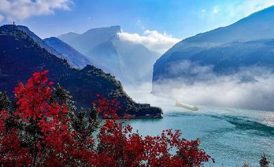 """""""好山好水好风光,有诗有橙有远方""""的奉节: 6个地方上榜重庆市第一批历史地名保护名录!"""