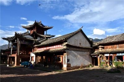 沙溪古镇:茶马古道上唯一幸存的古集市