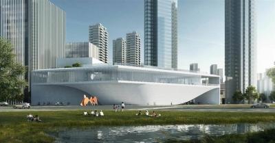 开心麻花落户普陀真如 驻地剧场2022年末竣工开业