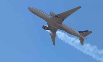 多国停飞波音777