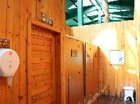 西双版纳原始森林公园九龙飞瀑旅游厕所