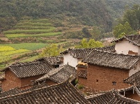 图集丨永仁外普拉:古老的彝族村寨 山水环绕美如画