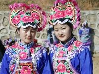 """图集丨一起来看看2021中国·永仁直苴彝族""""云上赛装节""""云赛装现场的身影吧!"""