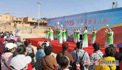 """1500名妇女游古镇,共度""""三八""""妇女节"""