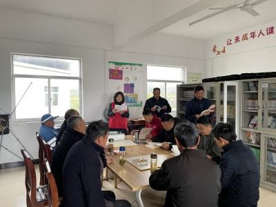 """宜秀区大龙山镇百华社区:图书室成为党史学习""""红色书吧"""""""