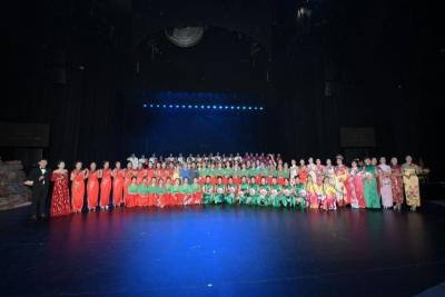 老中少三代人的文艺盛宴!彩云之南首届舞蹈旗袍艺术展演赛在昆启动