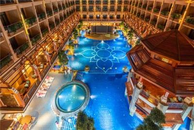 昆明海丽宾雅酒店 依于城市融于自然