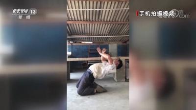 """视频   红河州建水县大山里的这位舞蹈""""大叔"""",央视都关注了!"""