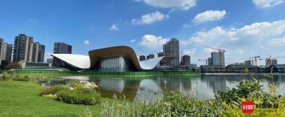 天府美术馆神似悉尼歌剧院!百位中外艺术家将齐聚成都双年展