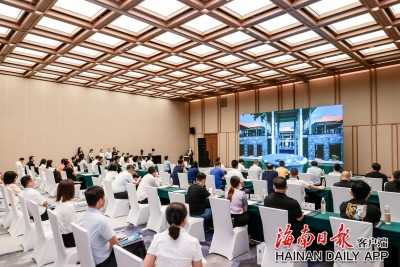 海南旅投发布全产业链度假休闲套餐 推动旅游消费提质升级