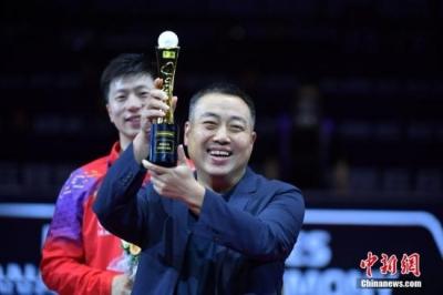 刘国梁获提名国际乒联副主席 今年11月投票表决