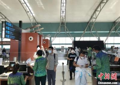 印尼赴华航班旅客实行起飞前闭环健康管理并多次核酸和血清抗体检测