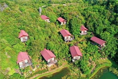 宿在红河丨天然氧吧里的森林酒店 静享隐居山林之乐