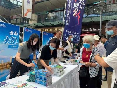 大理旅游攻略和伴手礼在上海深受欢迎