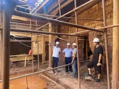 玉溪市文化和旅游局历史文化遗产保护专项巡查整改第一轮督导工作全面完成