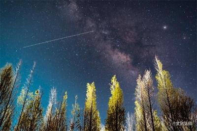 祖国好 家乡美丨金秋十月,来玉溪的这些观星胜地,一起看满天繁星