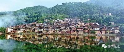 祖国好 家乡美丨玉溪元江的美丽村寨,怎么看都不够