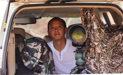 赵刚:穿梭在高山密林中的自然记录者