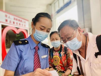 国庆假期第4天 云南铁路预计发送旅客18.5万人次