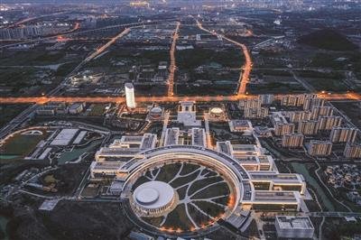西湖大学云谷校区正式启用 除下沙之外杭州将多一个大学城!