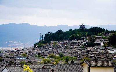 丽江旅游景区游客满意度调查