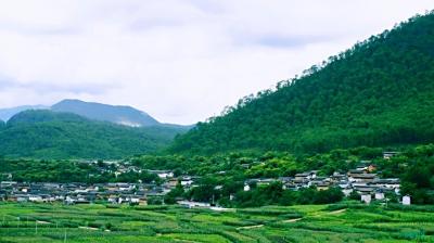 这个隐世小村庄,藏着丽江的诗意!