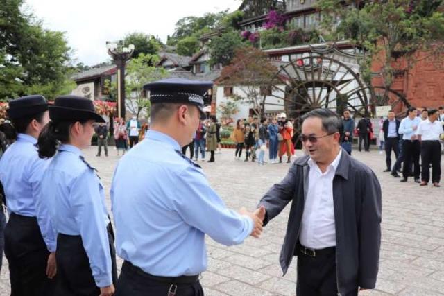崔茂虎郑艺:举全市之力确保丽江旅游安全 以优质服务迎接旅游高峰