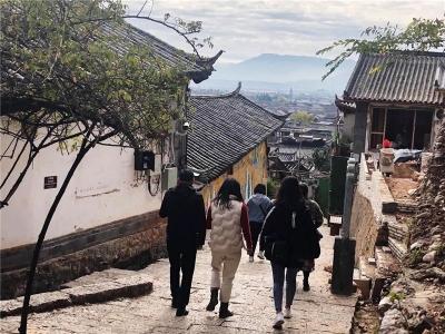 """""""天雨流芳·文旅大集""""丨记者亲测!打卡丽江古城文化院落趣味多"""