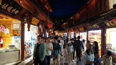 夜间旅游正当时 马蜂窝发布热门夜游景点 丽江古城位列前三