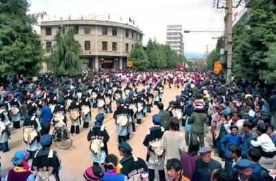 珍贵!上世纪80年代至90年代的丽江老照片